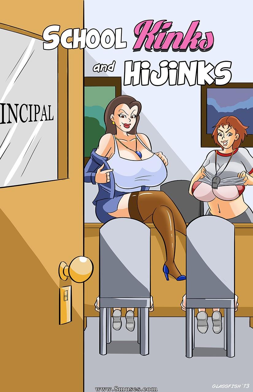 thumbnail Glassfish Comics