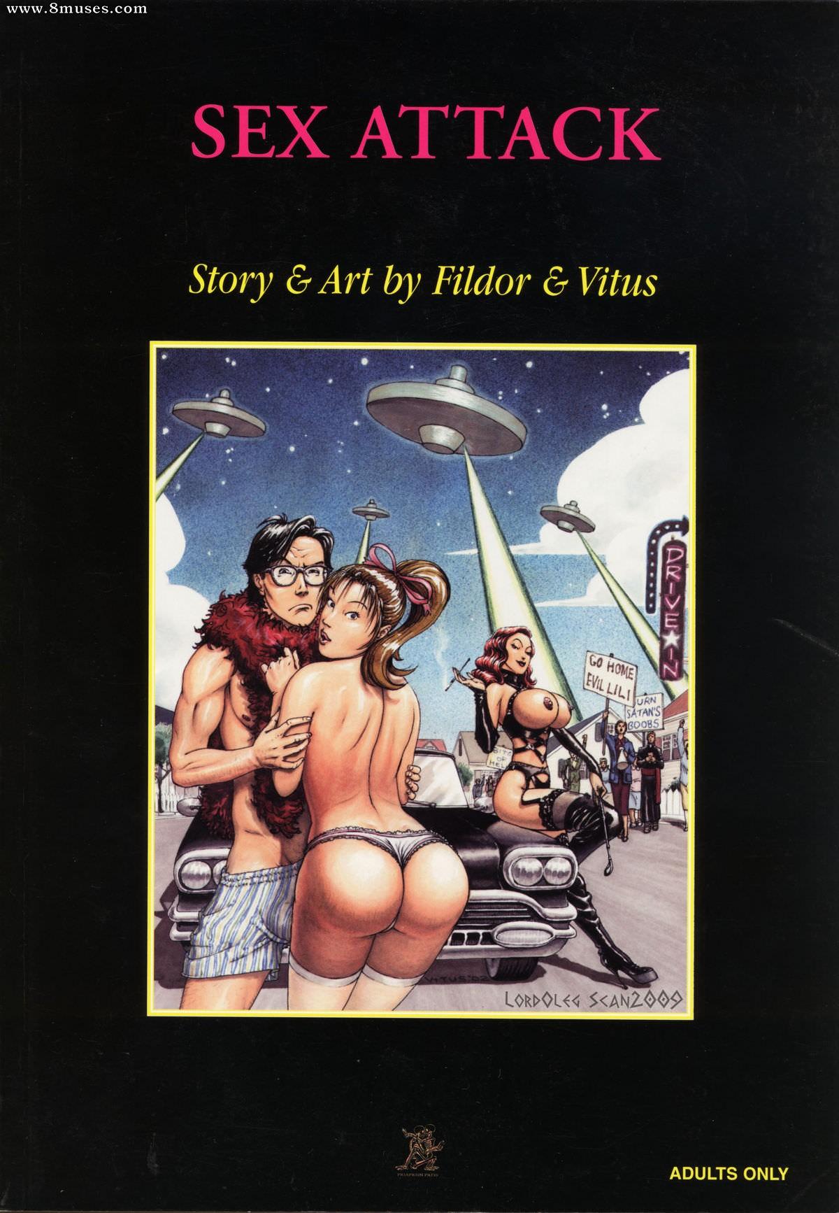 thumbnail Classic Porn Comics